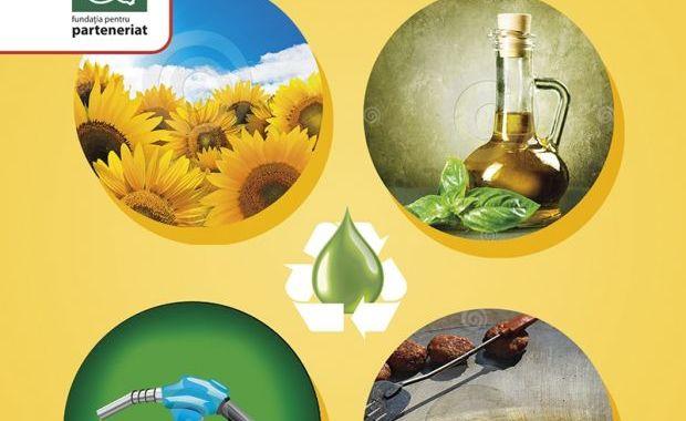 Pentru fiecare litru de ulei colectat, Mol Romania ofera un cadou!