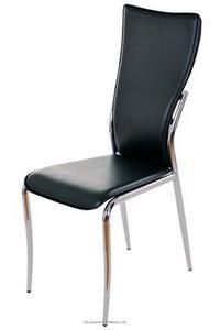 scaun buca negru